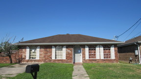 New Orleans LA Single Family Home New Orleans East: $120,000 TBD