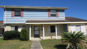 New Orleans LA Single Family Home Algiers 4 Bedroom Home: $118,000