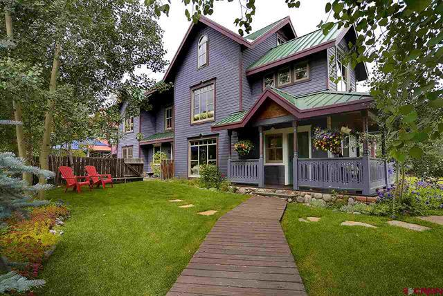 Homes for Sale in Crested Butte, CO