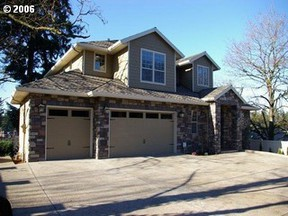 New Construction Sold: 22943 SW Boones Ferry Rd