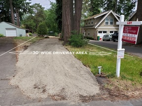 Residential Lots & Land For Sale: 10012 SW 90th Ave. Flag Lot