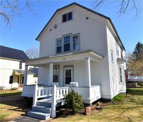 Multi Family Home Sold: 112 W Marshall St #1 & 2