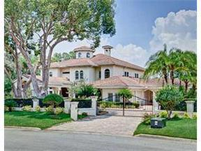 Tampa FL Single Family Home Sold: $3,800,000