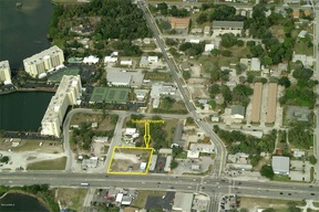 Merritt Island FL Commercial Under Contract: $599,000