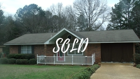 Louisville MS Residential Sold: $85,900