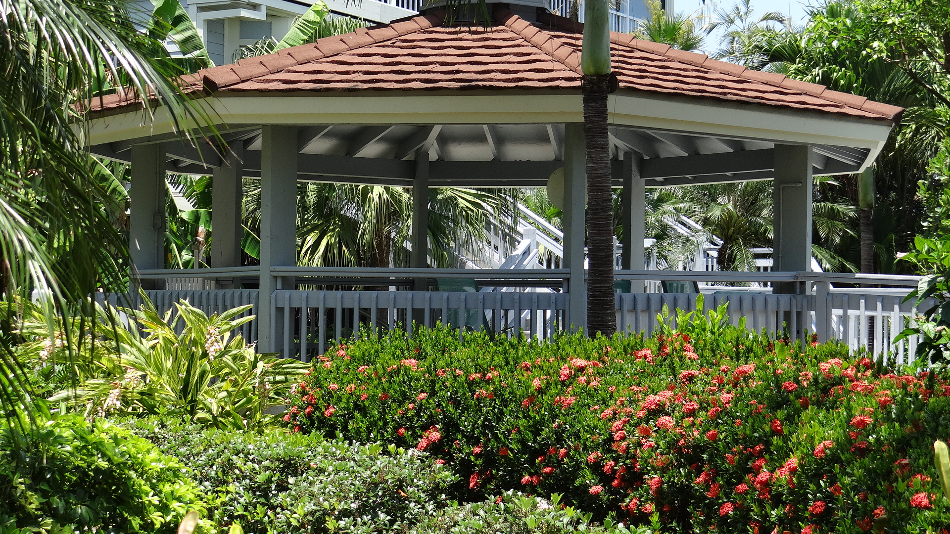 Plantation Bay Villas--Gazebo