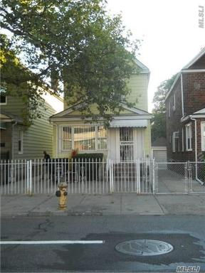 Single Family Home Sale Pending: 102-24 Van Wyck Expy