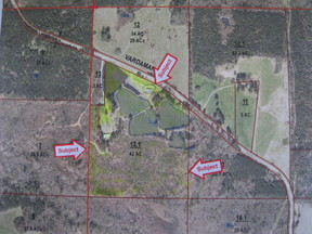 Land For Sale: Vardaman Road