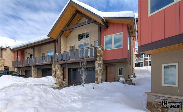 Steamboat Emerald Height townhomes