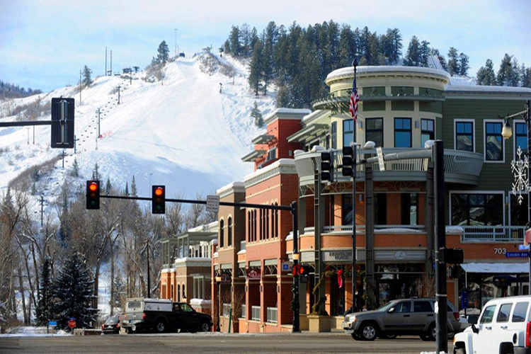 Howelsen Place condos for sale downtown Steamboat Springs
