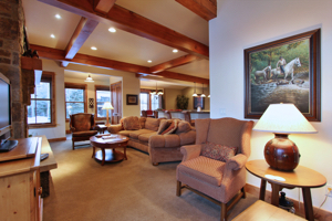 The Porches fractional ownership interior living