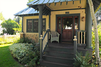Steamboat Springs Craftsman home sale downtown Steamboat