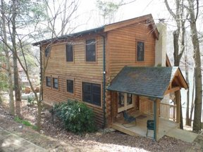 Butler TN Single Family Home Vacation Rental: $250 Per Night - 3 Night Min