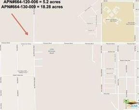 Desert Hot Springs CA Residential Lots & Land For Sale: $273,600