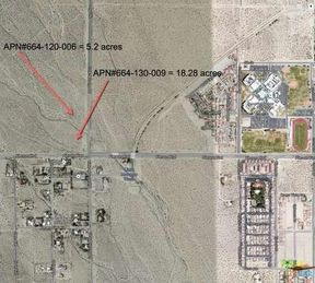 Desert Hot Springs CA Residential Lots & Land For Sale: $78,000