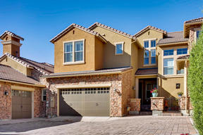 Highlands Ranch Condo/Townhouse Active: 9399 Viaggio Way