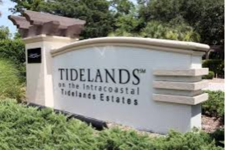 Homes for Sale in Tidelands on the Intracoastal
