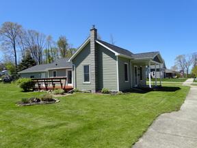 Portland MI Residential Sold: $107,500