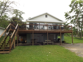 Nashville MI Residential For Sale: $145,000 Lakefront