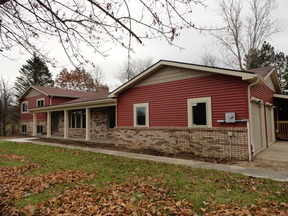 Sunfield MI Residential Sold: $299,000 Fully renovated