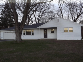 Nashville MI Residential Sold: $115,000 Nice 3BR Ranch