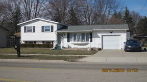 Charlotte MI Residential Sold: $124,900