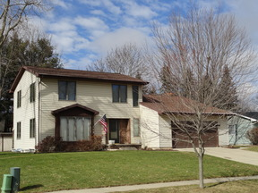 Portland MI Single Family Home Sold: $149,900