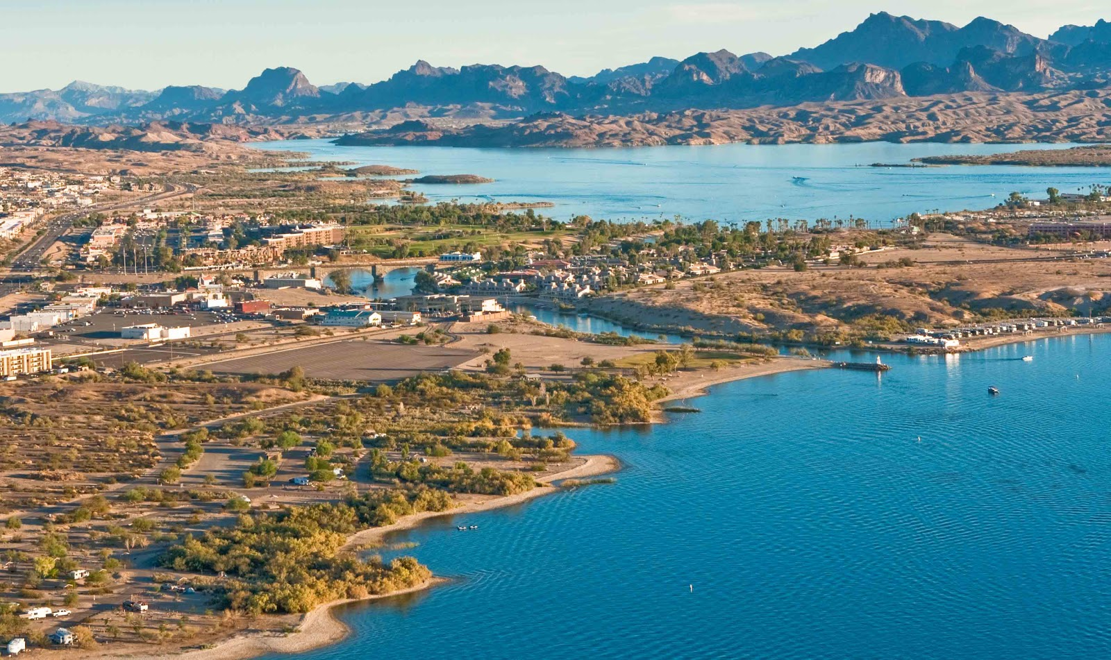 Vacation Homes In Lake Havasu City