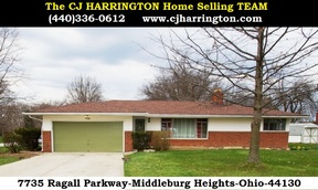 Middleburg Heights OH Single Family Home Sold: $161,500