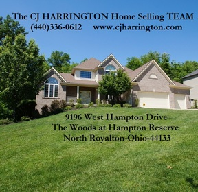 North Royalton OH Single Family Home For Sale: $375,000