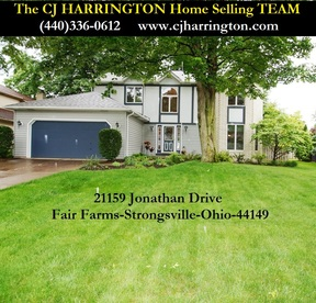 Single Family Home Sold: 21159 Jonathan Dr