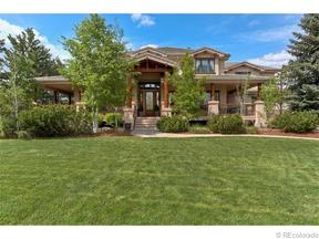 Highlands Ranch CO Single Family Home Sold: $1,175,000