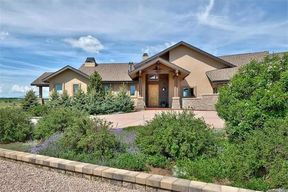 Elbert CO Single Family Home Sold: $1,425,000