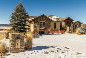 Castle Rock CO Single Family Home Sold: $799,000