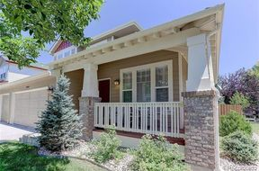 Parker CO Single Family Home Under Contract: $429,900