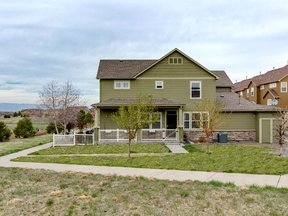 Castle Rock CO Condo/Townhouse Under Contract: $320,000