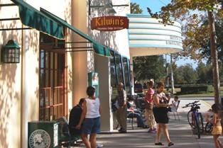 Kilwins Ice Cream in Celebration Florida