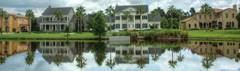 Hunters Creek in Orlando Florida