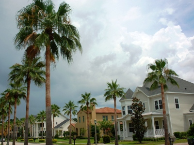 Celebration Estate Homes on East Lawn