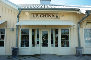 Le China Restaurant in Celebration Florida