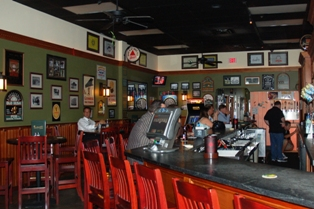 Mulligans Pub in Celebration Florida