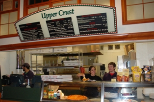 Upper Crust Pizza in Celebration Florida