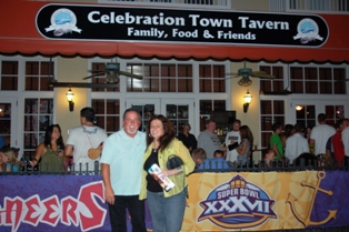 Celebration Town Tavern in Celebration Florida