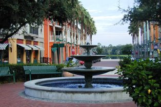 Downtown Celebration Florida