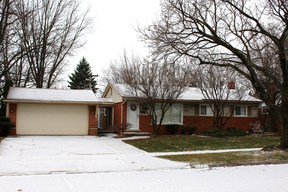 Livonia MI Single Family Home Sold: $159,900 SOLD