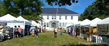 A Photo of a Past Bluemont Fair