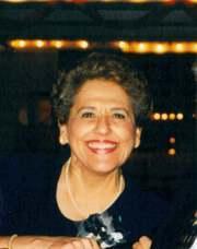 Mary Pacheco