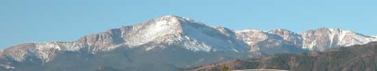 pikes peak Area Info