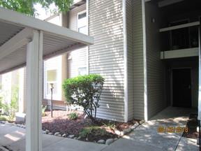 Carmichael CA Condo For Rent: $1,395