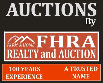 AUCTION BY FARM & HOME REALTY AND AUCTION